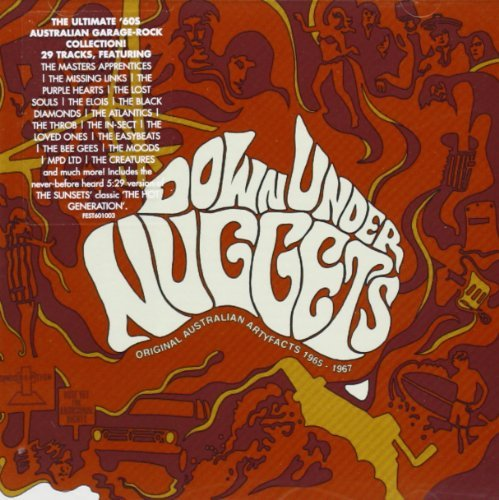 Down Under Nuggets Original A Down Under Nuggets Original A Import Aus