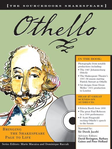 William Shakespeare Othello [with Cd]