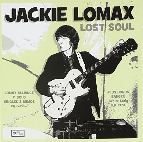 Jackie Lomax Lost Soul Singles & Demos Import Gbr 2 CD