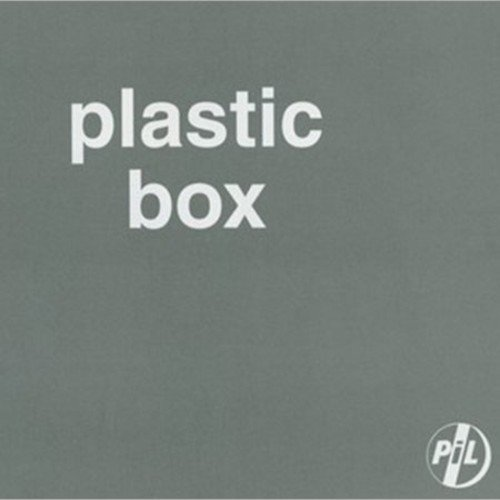Public Image Ltd. Plastic Box Special Edition Import Eu 4 CD