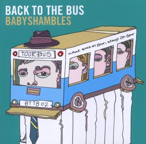 Babyshambles Back To The Bus