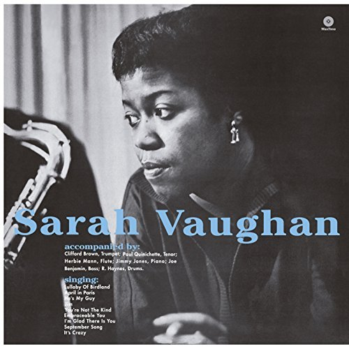 Vaughan Sarah With Clifford Brown Import Esp