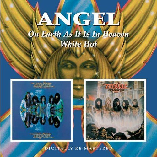 Angel On Earth As It Is In Heaven Wh Import Gbr 2 CD