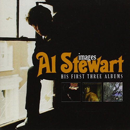 Al Stewart Images (his First Three Albums Import Eu