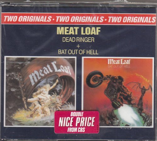Meat Loaf Dead Ringer Bat Out Of Hell