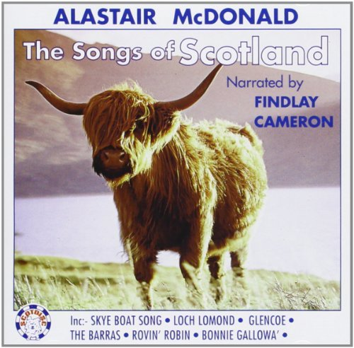Alastair Mcdonald Songs Of Scotland