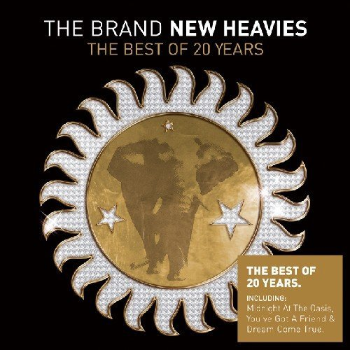 Brand New Heavies Never Stop Best Of Brand New H Import Gbr 2 CD