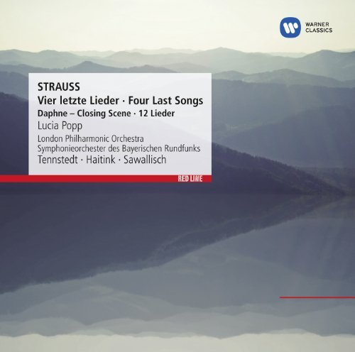 Richard Strauss Four Last Songs Lied Popp*lucia? Red Line Classics