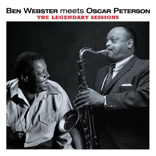 Ben & Oscar Peterson Webster Ben Webster Meets Oscar Peters Import Esp 2 CD