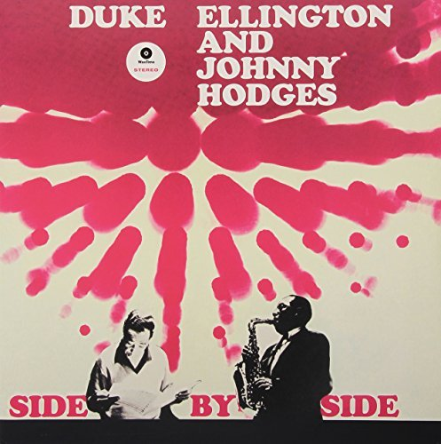 Ellington Duke & Johnny Hodges Side By Side Import Esp 180gm Vinyl