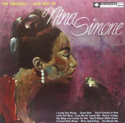 Nina Simone Little Girl Blue 180gm Vinl