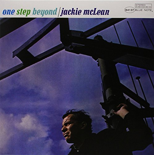 Jackie Mclean One Step Beyond Import Esp