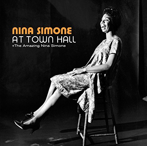 Nina Simone At Town Hall Amazing Nina Simo Import Esp 2 On 1 Incl. Booklet