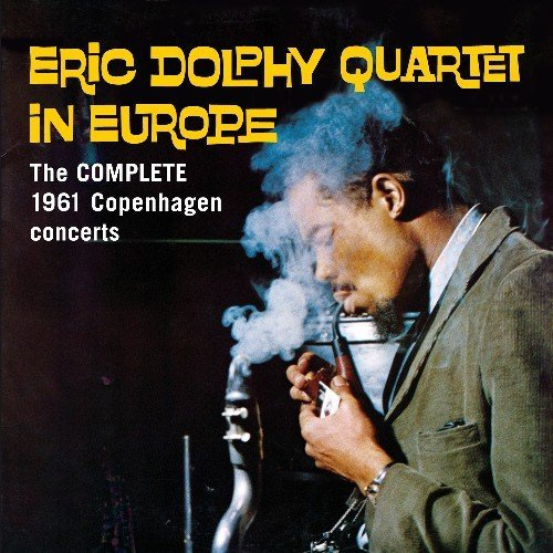 Eric Dolphy In Europe Complete 1961 Copenh Import Esp 2 CD