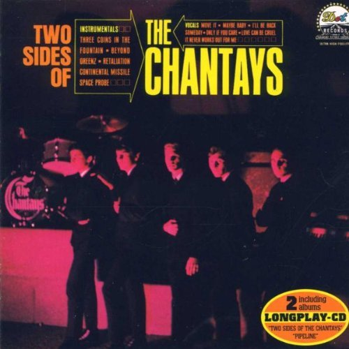 Chantays Two Sides Of The Chantays