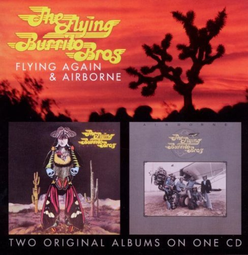 Flying Burrito Bros Flying Again Airborne Import Gbr
