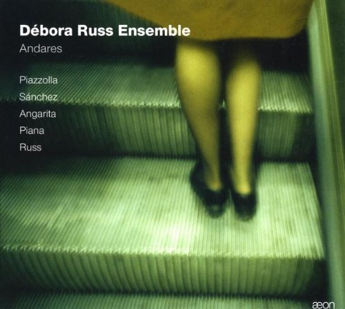 A. Piazzolla Andares Russ Ensemble