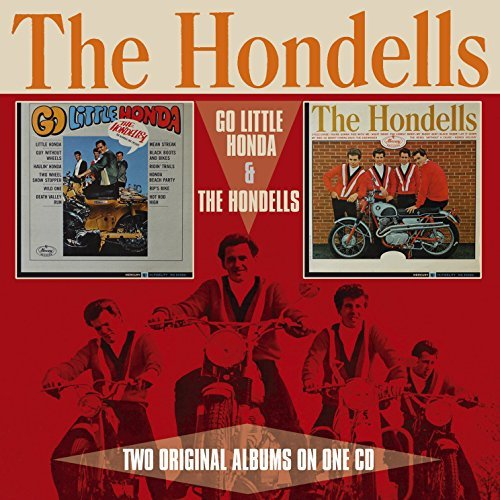 Hondells Go Little Honda The Hondells Import Gbr