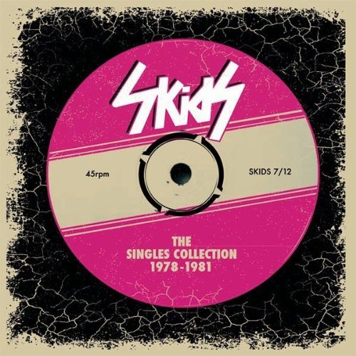 Skids Singles Collection 1978 81 Import Gbr 2 CD