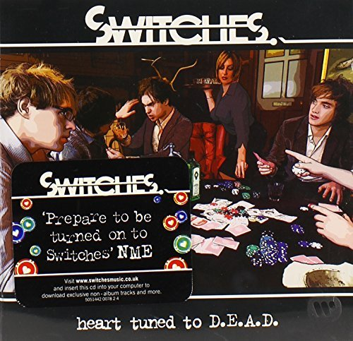 Switches Heart Tunes To D.E.A.D. Import Gbr