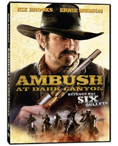 Ambush At Dark Canyon Brooks Hudson Murphy DVD R Ws