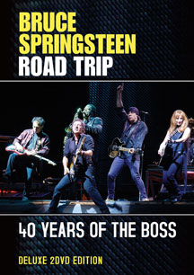 Springsteen Bruce Road Trip 40 Years Of The Bos Nr