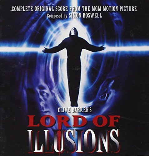 Simon Boswell Clive Barker's Lord Of Illusio Lmtd Ed. Clive Barker's Lord Of Illusio