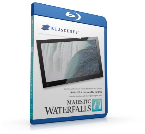 Majestic Waterfalls Majestic Waterfalls Blu Ray Ws Nr