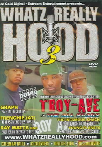 Whatz Really Hood Vol. 3 Whatz Really Hood Whatz Really Hood