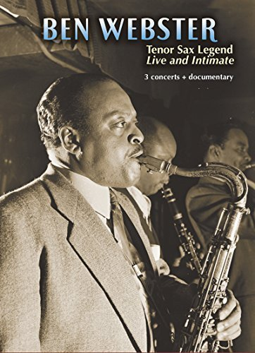 Ben Webster Ben Webster Tenor Sax Legend