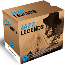 Jazz Legends Jazz Legends 6 CD