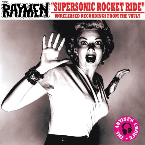 Raymen Supersonic Rocket Ride