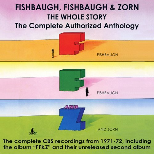 Fishbaugh Fishbaugh & Zorn Complete Authorised Anthology 2 CD