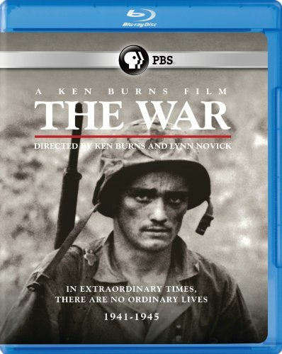 War Ken Burns Blu Ray