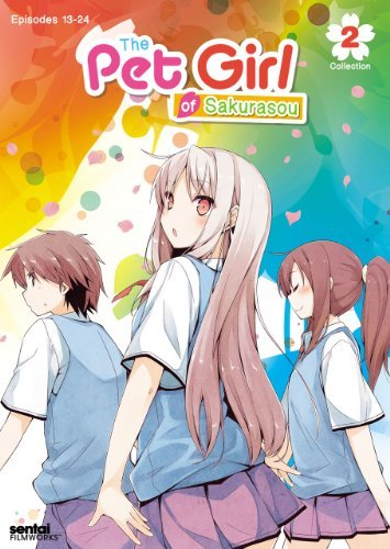 Pet Girl Of Sakurasou 2 Pet Girl Of Sakurasou Jpn Lng Nr 3 DVD