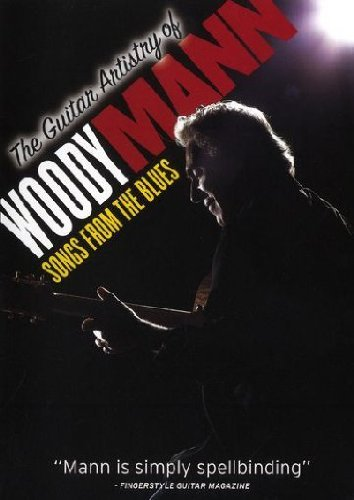 Woody Mann Guitar Artistry Of Woody Mann Nr