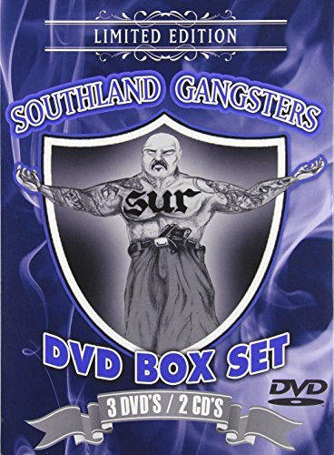 Mister D Southland Gangsters Boxset Explicit Version Nr 3 DVD 2 CD