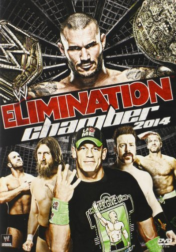 Wwe Elimination Chamber 2014 DVD Tvpg Ws