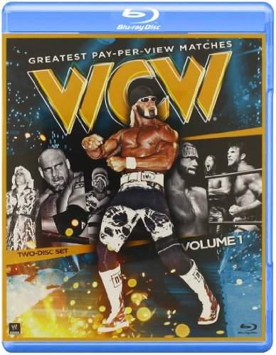 Wwe Wcw Pay Per View Matches Blu Ray Nr