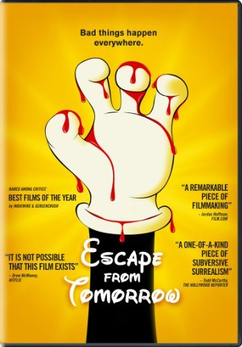 Escape From Tomorrow Abramsohn Schuber Rodriguez DVD Nr