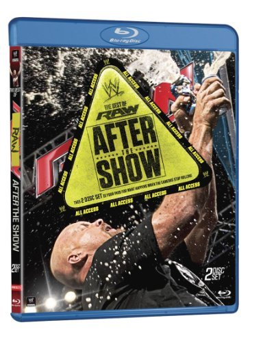 Wwe Best Of Raw After The Show Blu Ray Nr Ws