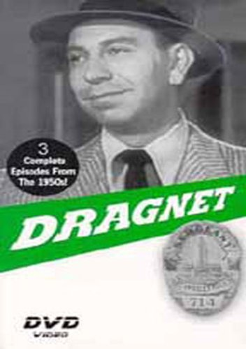 Dragnet Dragnet 3 Episodes From 1950 Nr