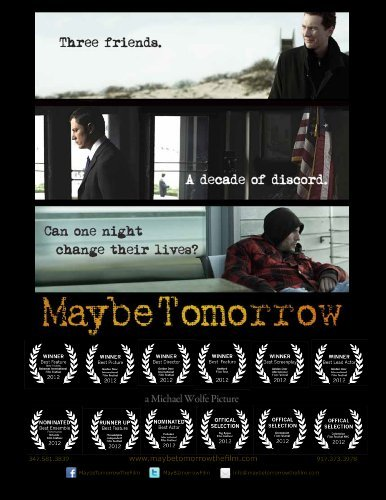 Maybe Tomorrow Maybe Tomorrow DVD Nr