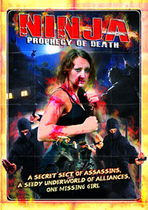 Ninja Prophecy Of Death Ninja Prophecy Of Death DVD Nr