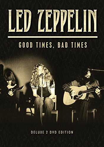 Led Zeppelin Good Times Bad Times Nr