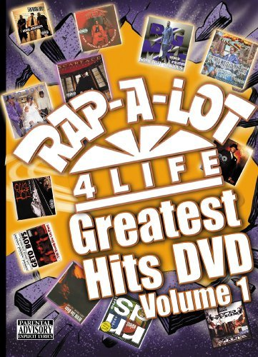 Rap A Lot Greatest Hits Vol. 1 Rap A Lot Greatest Hits Explicit Version Z Ro Ugk Geto Boys