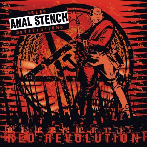 Anal Stench Red Revolution