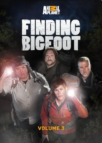 Finding Bigfoot Season 3 DVD Tv14 Ws