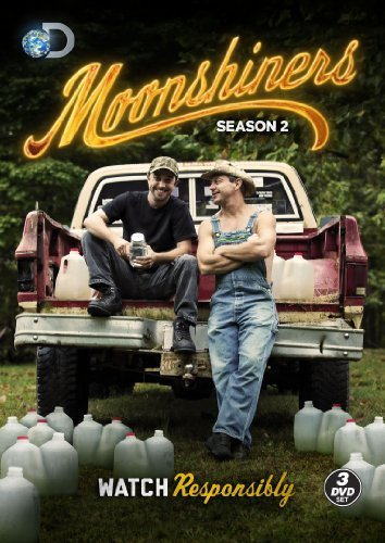 Moonshiners Season 2 DVD Tv14 Ws