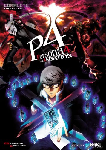 Persona 4 The Animation Comp Persona 4 The Animation Comp Jpn Lng Nr